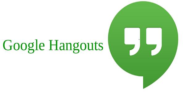 Aplikasi Hangouts