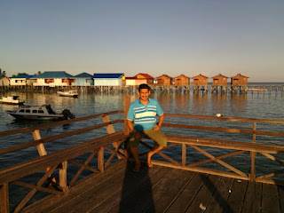 Derawan Menanti Sunset