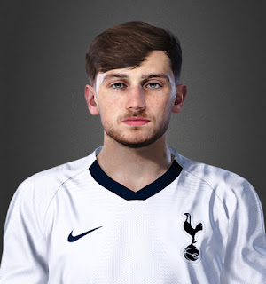 PES 2020 Faces Troy Parrot by Lucas Facemaker