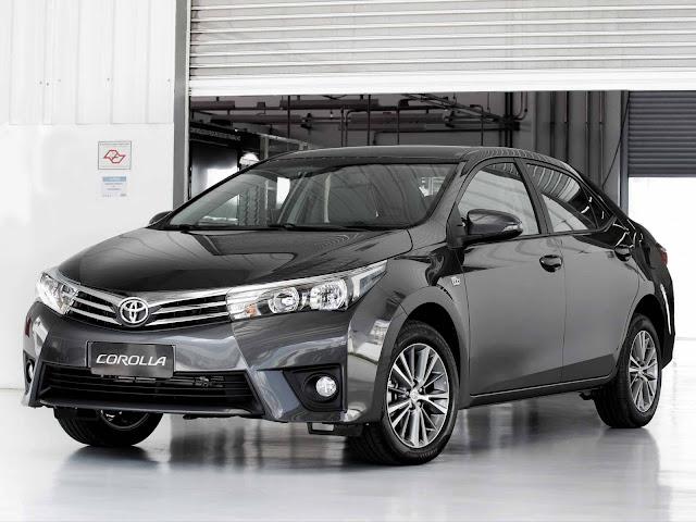 Toyota Corolla 2017 2.0 XEi