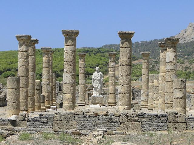 Templo romano de Baelo Claudia