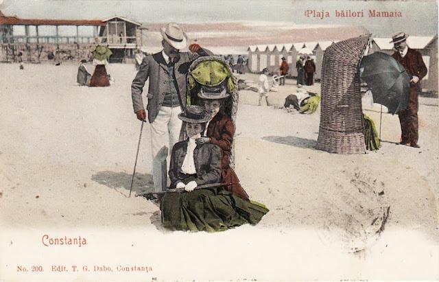 Mamaia la inceputul secolului XX