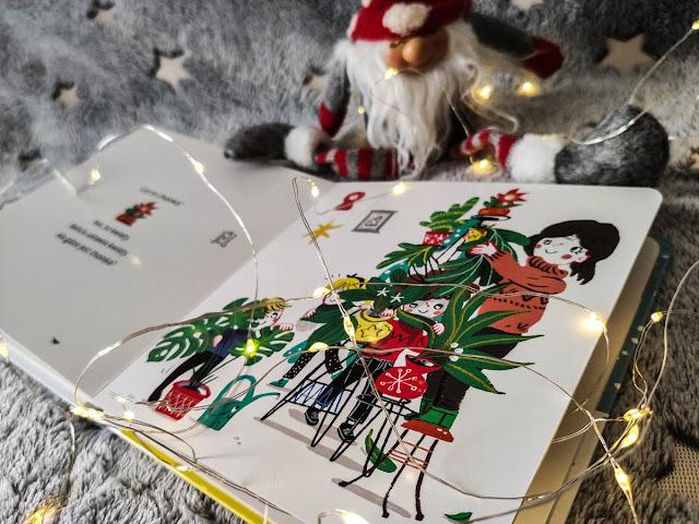 Książki dla dzieci o zimie i Bożym Narodzeniu - nasze ubiegłoroczne odkrycia