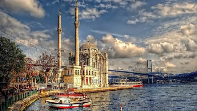 تقرير عن السياحة في تركيا