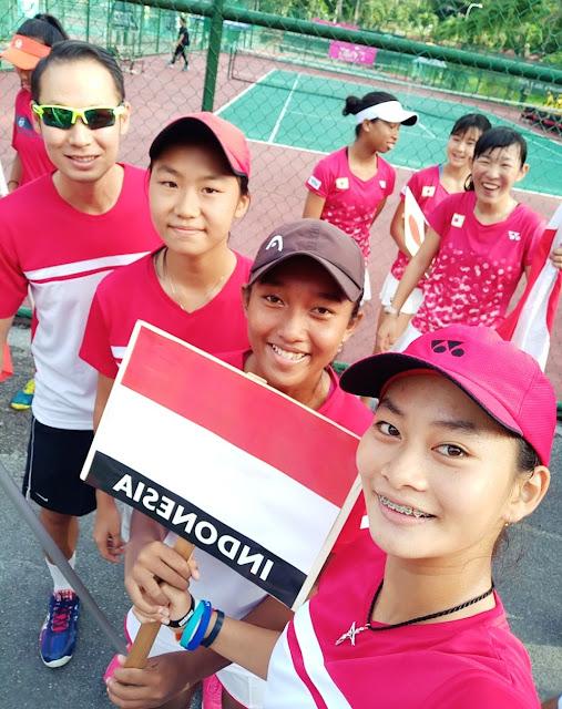 Fed Cup Junior: Indonesia Melaju Ke 8 Besar