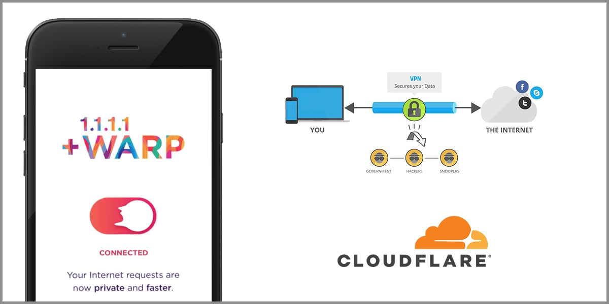 cloudflare vpn