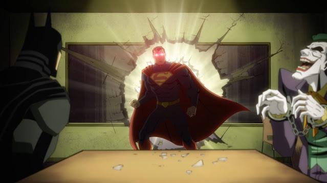 new DC Comics animated movie