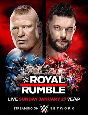 WWE Royal Rumble 2019 Custom HD Latino