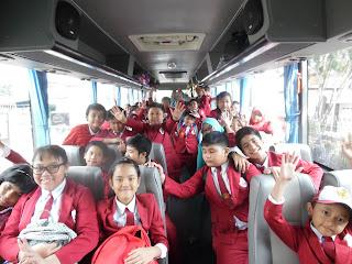 FUN ACTIVITY SD IISS MALANG