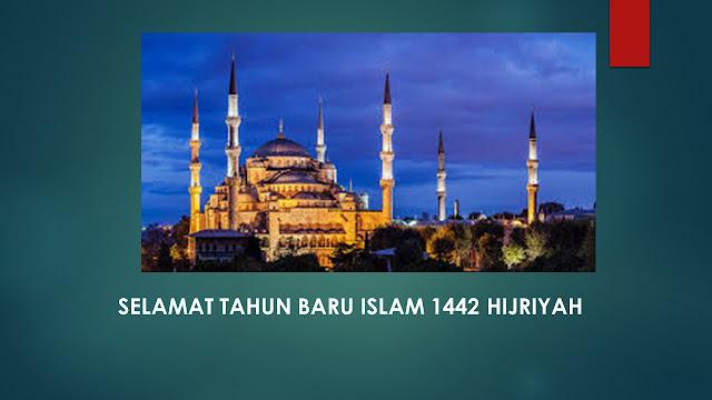 Kata Kata Tahun Baru Islam 1442 H Happy New Year