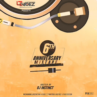 47vibez ft. Dj Instinct – 47vibez 6th Anniversary Mix