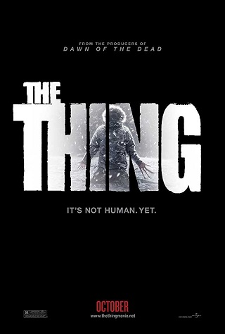 The Thing 2011 Dual Audio Hindi 350MB BluRay 480p