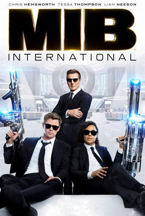 Men in Black International [2019] [DVDR] [NTSC] [Latino]