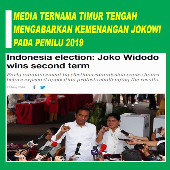 Sah, KPU Tetapkan Jokowi Ma'ruf Pemenang Pilpres 2019