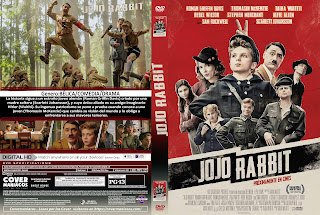 CARATULA JOJO RABBIT 2019[COVER DVD]
