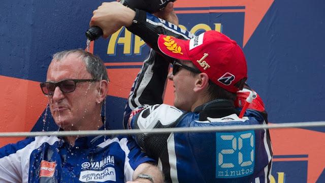 Kepala Kru Teknis Lorenzo Tidak Mau Diajak Ke Ducati