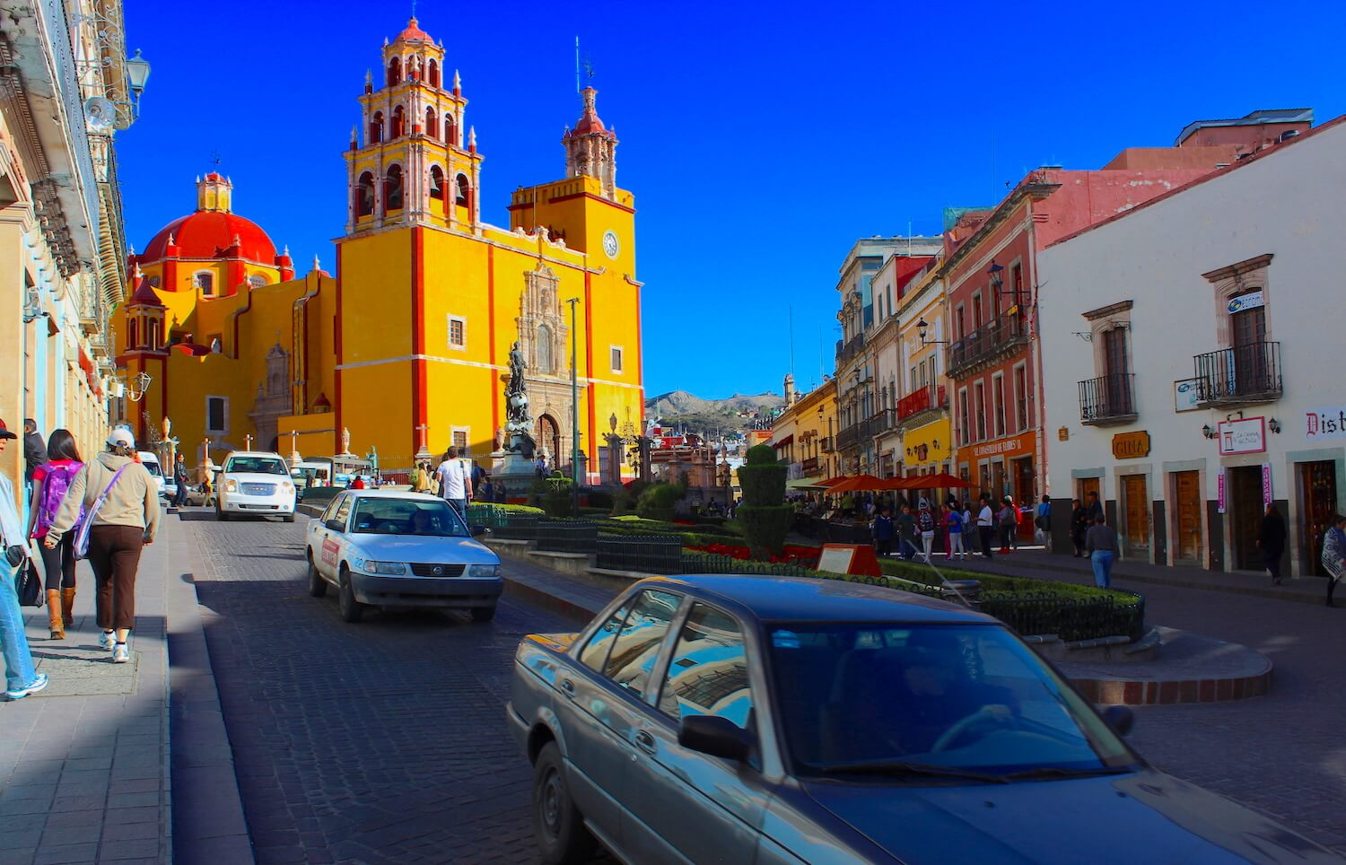 guanajuato church baroque architecture