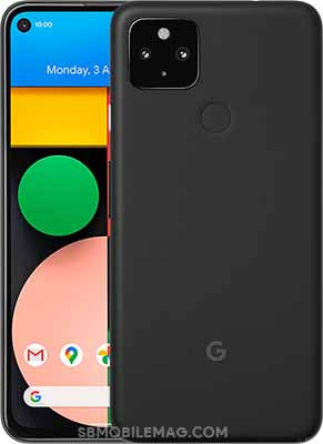 Google Pixel 4a 5G Price in India