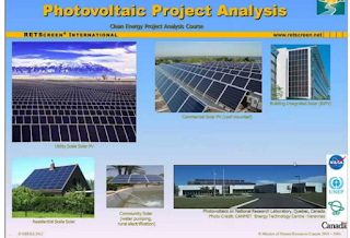 RETScreen 4 Tutorial: Solar Photovoltaic (PV) Project Analysis Grid-Connected
