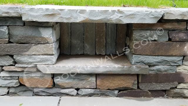 Rockin Walls Dry Stone Projects