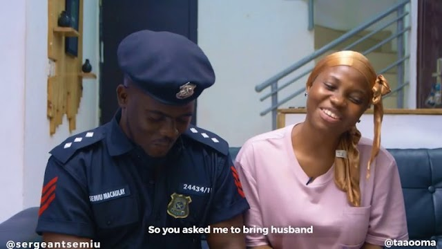 Comedy Skit: Taaooma – Daddy Meets My Fiance
