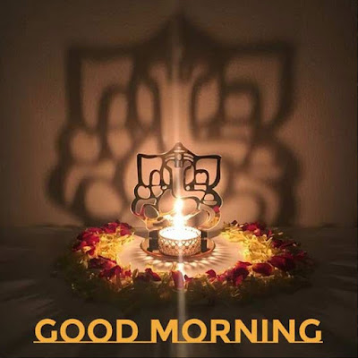 Ganesh Ji Good Morning Images and Status in English