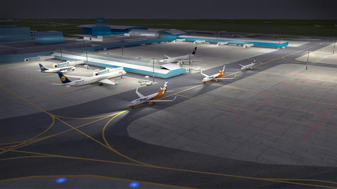 World of Airports Hileli APK v1.23.11