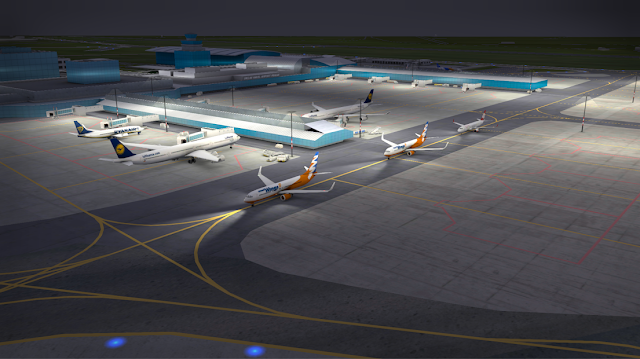 World of Airports Hileli APK v1.23.11