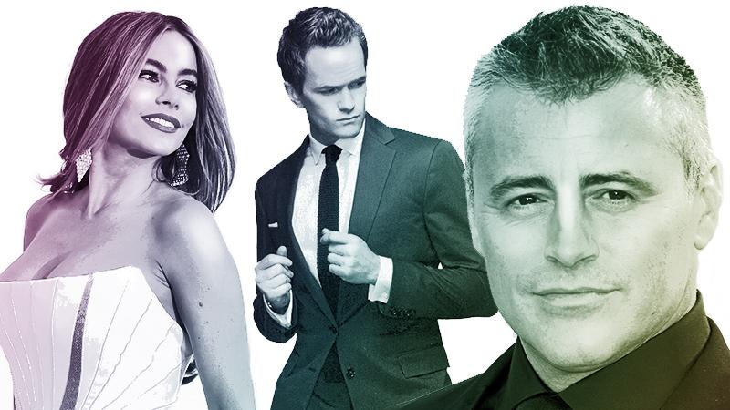 Actores encasillados de las series de televisión
