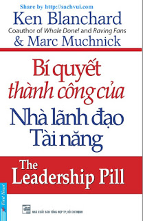 Bí quyết thành công của nhà lãnh đạo tài năng