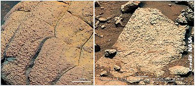 NASA Rover Finds Conditions Once Suited for Ancient Life on Mars 3-12-13