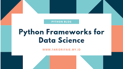 Python Frameworks for Data Science