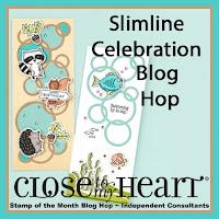 Slimline Celebration Blog Hop