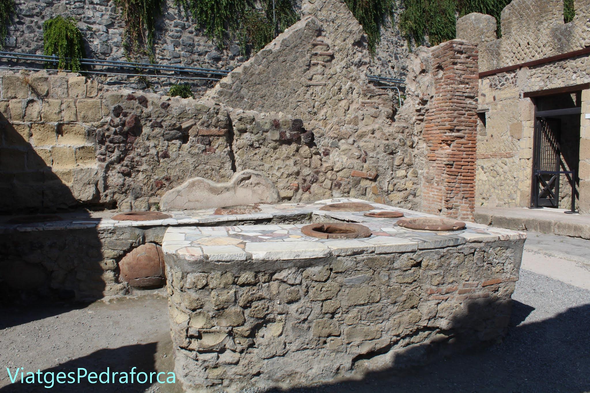 Arqueologia, Campània, Itàlia, Patrimoni de la Humanitat, Ercolano, Unesco Heritage