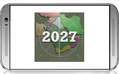 لعبة امبراطورية الشرق الاوسط 2027 مهكرة