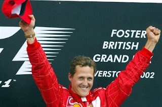 Biografi Michael S. Schumacher