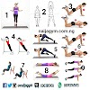 Monday 24/02 Workout plan