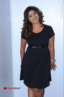 Tollywood Actress Geethanjali Thasya Latest Pos in Black Short Dress at Nanna Nenu Na Boyfriends Audio Launch  0014.JPG