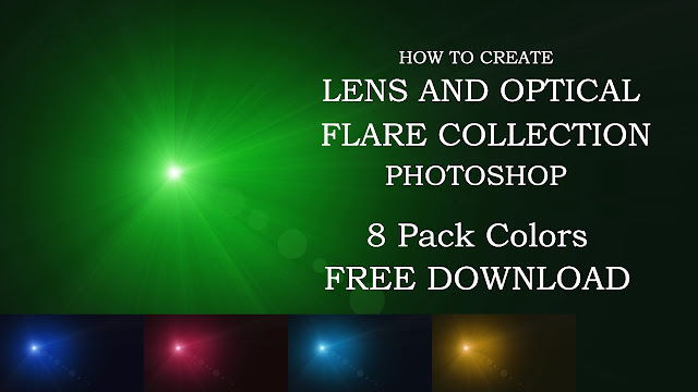 Optical Flare Collection - Photoshop cc Tutorial