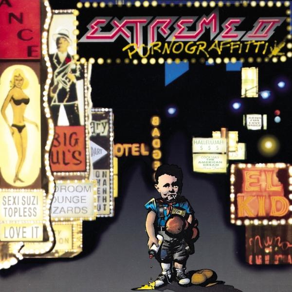 Extreme: Extreme II - Pornograffitti [DOWNLOAD]