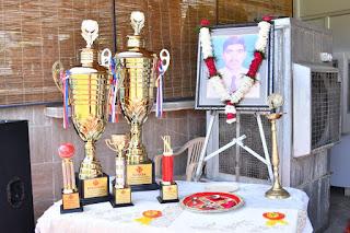 5th ऑल इंडिया रविंद्र फागना अंडर-19 क्रिकेट टूर्नामेंट का आगाज