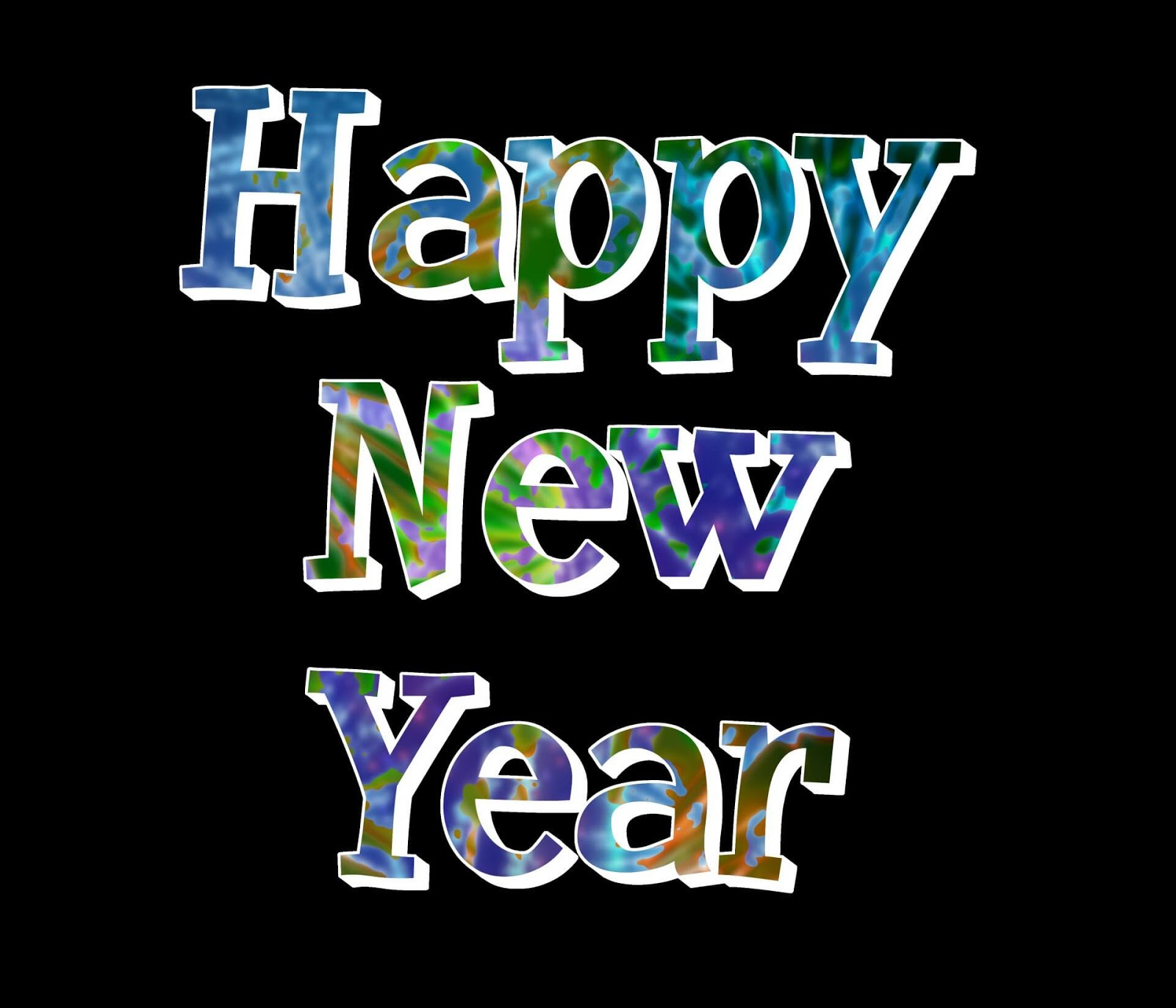 Happy New Year 2021 English SMS Wishes, message greetings ...