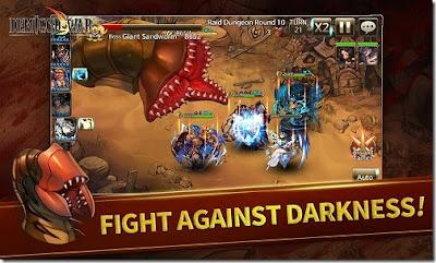Demigod War v1.3.5 MOD Apk