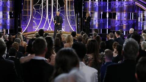 Hatalmas meglepetések az idei Golden Globe-on, mutatjuk a nyerteseket