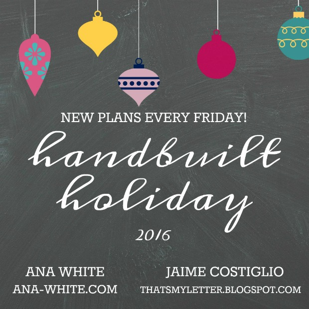 handbuilt holiday gift plan series