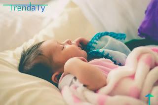 قواعد النوم الصحي للأطفال حيث الولادة