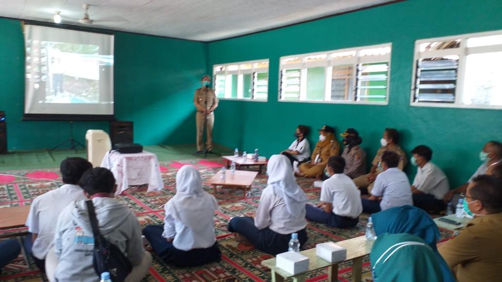 Bantu Belajar Daring, Walikota Bogor Buka Sarana Wifi Publik di Bogor Barat
