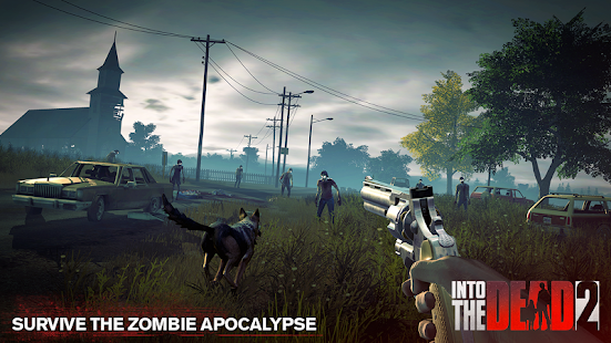 Into the Dead 2 Mod Apk Android
