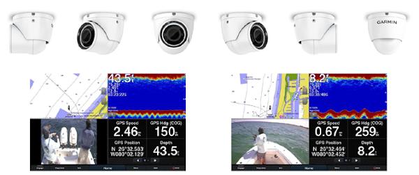 Garmin anuncia a nova câmara náutica GC™ 14 para ganhar controlo e segurança a bordo