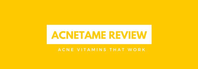 acnetame review